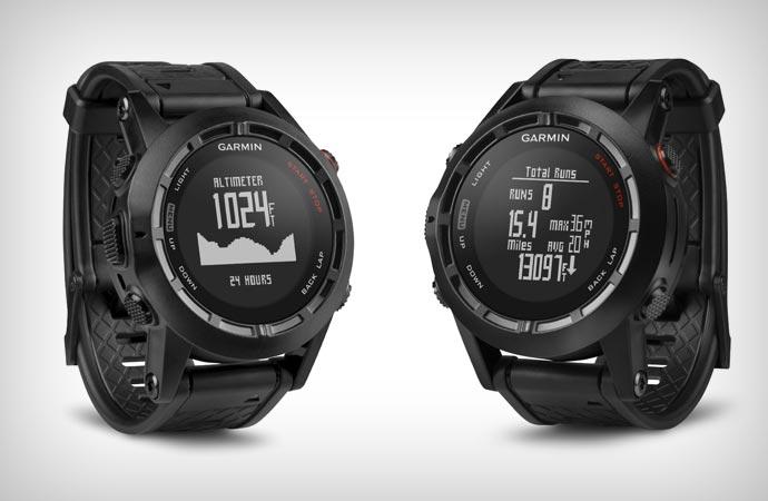 Garmin Fenix 2 watch