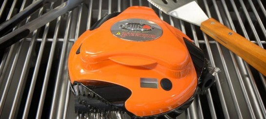 GRILLBOT GRILL CLEANER