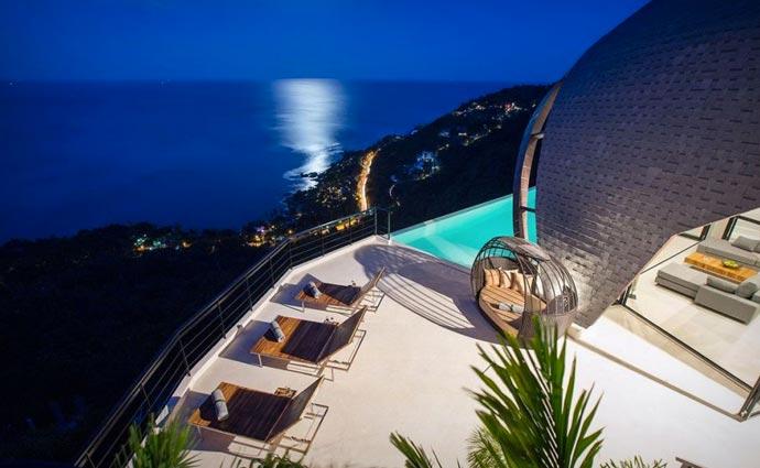 Moon Shadow Villa in Thailand