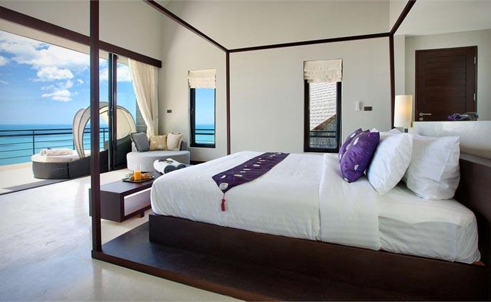 Room at Moon Shadow Villa in Koh Samui