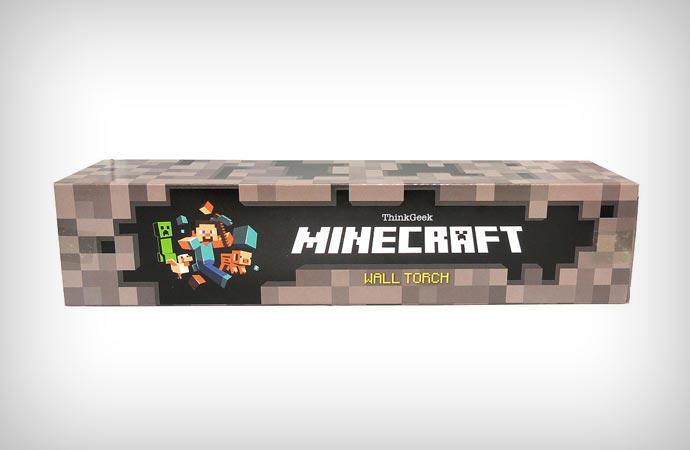 Minecraft torch light