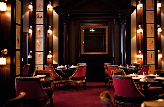 Design at Nomad Hotel