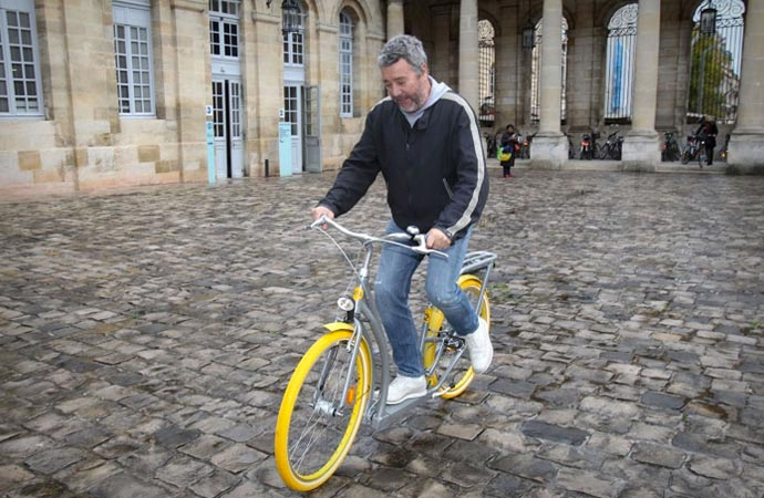 Philippe Starck and the PIbal