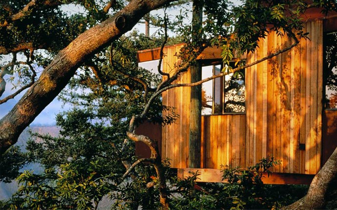 Treehouse at Post Ranch Inn