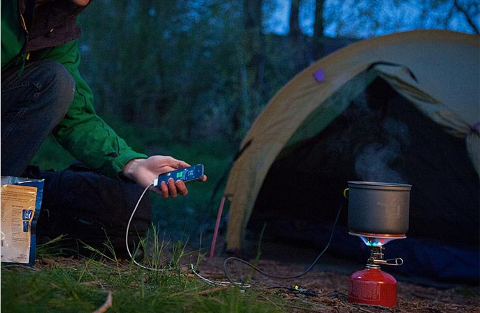 Powerpot V thermoelectric cooking pot