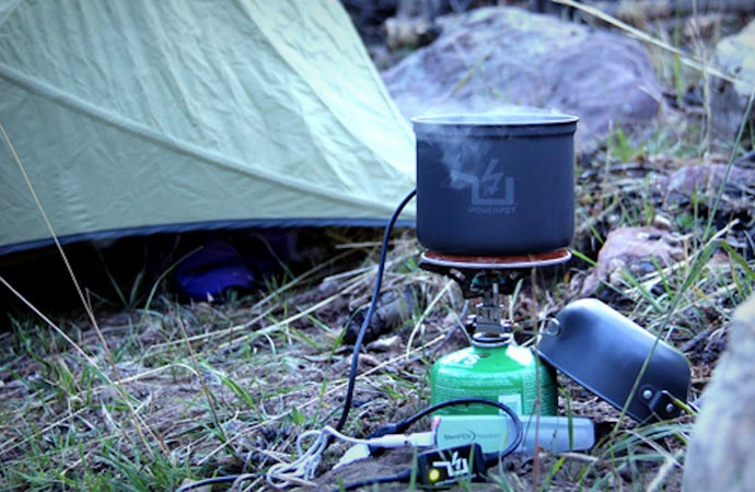 Powerpot V cooking pot
