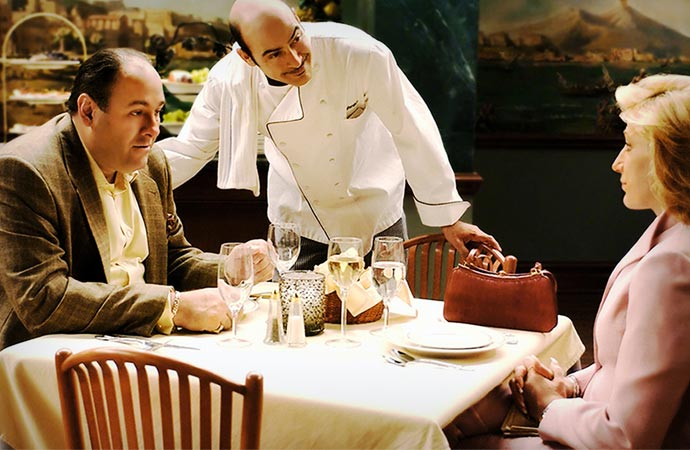 The Sopranos Cookbook by Artie Bucco