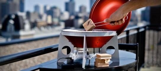 VITALGRILL WOOD BBQ