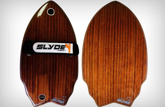 Woody handboard from Slyde
