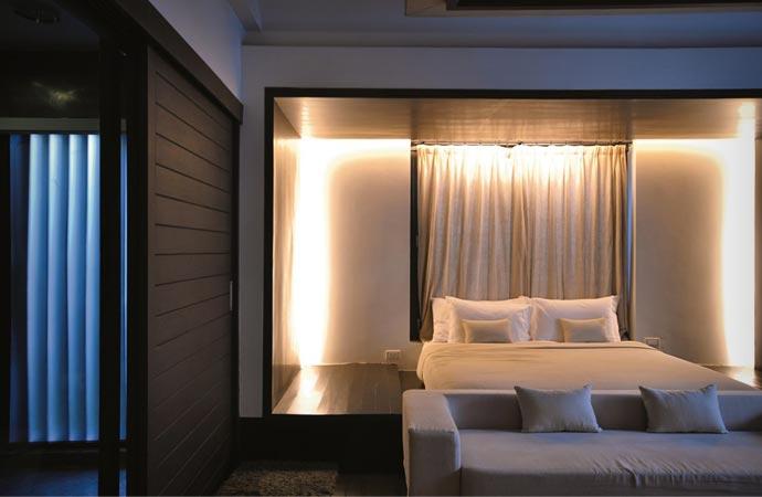 Room at X2 Samui resort