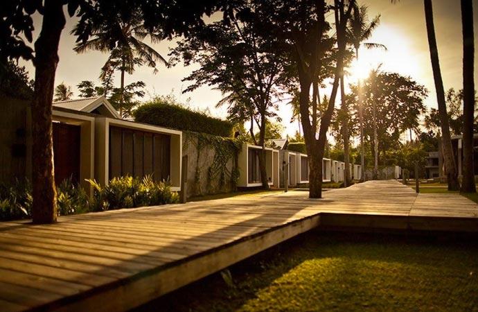 Villas at the X2 Samui resort