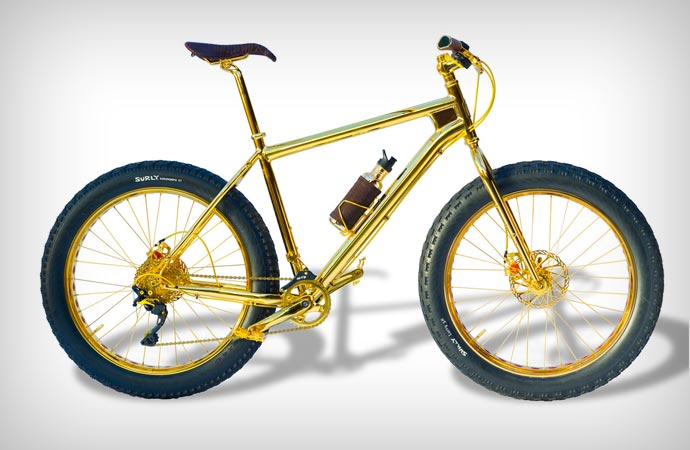 24K mountain bike