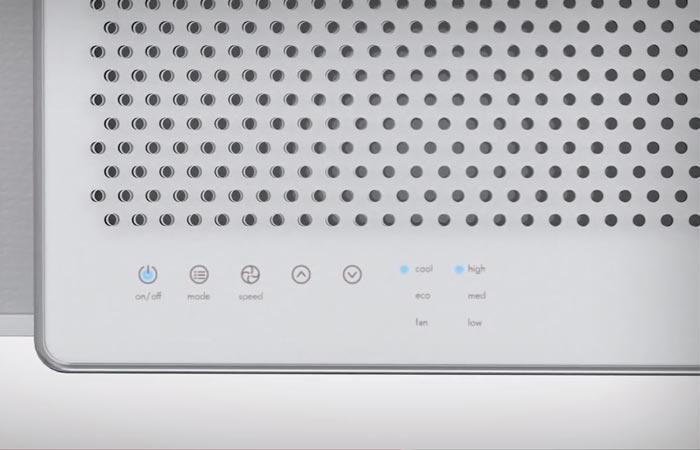 Aros smart air conditioner functions