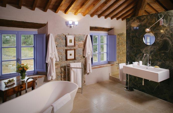 Spa at Castello Di Casole