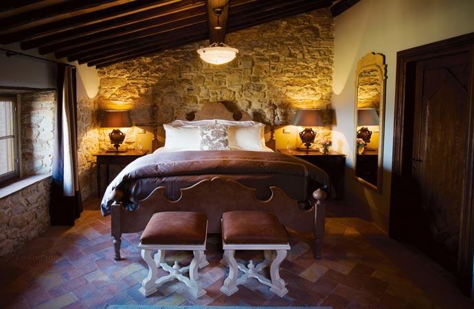 Room at Castello Di Casole