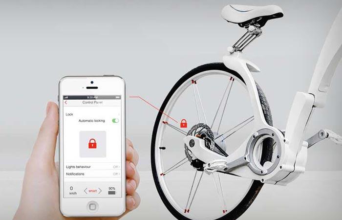 Gi Bike smart bike