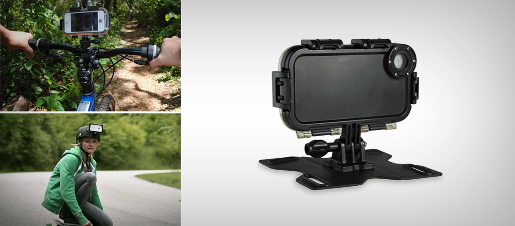 iClam waterproof case