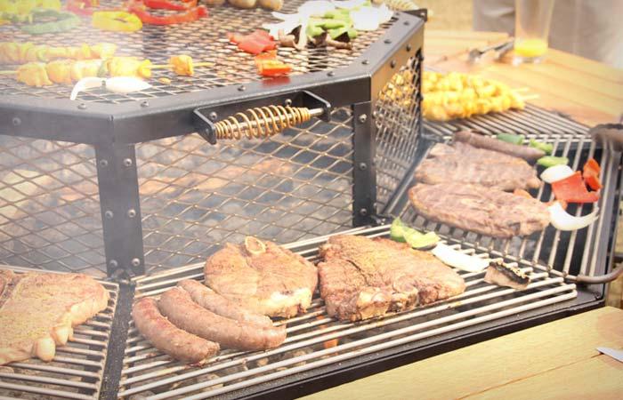 Jag BBQ grill