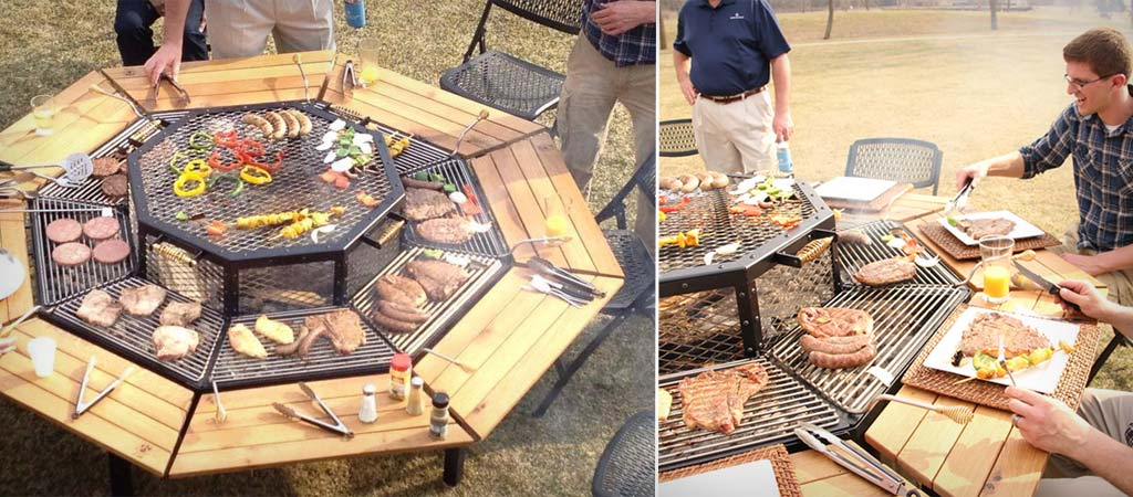 Jag Grill Table Jebiga Design Amp Lifestyle