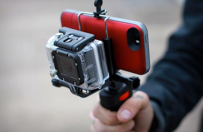 Kamerar Kampro gopro handle kit