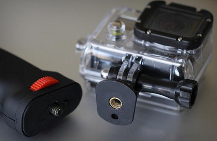 Kampro gopro handle kit