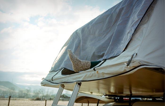 Le Tente by Poler
