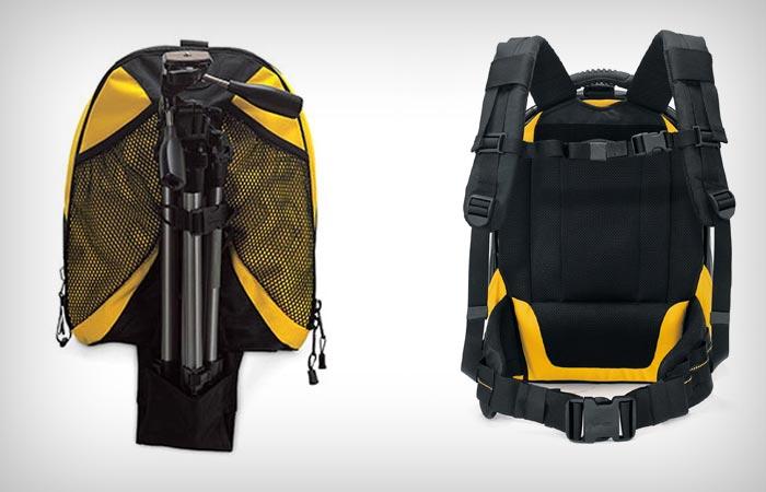 Lowepro waterproof camera backpack