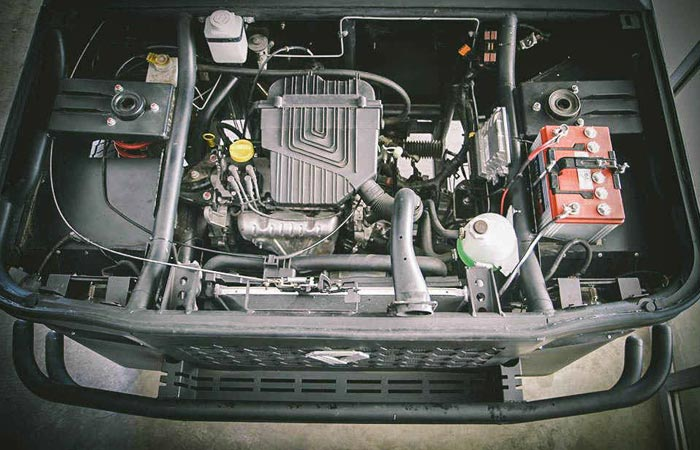 Mobius II engine