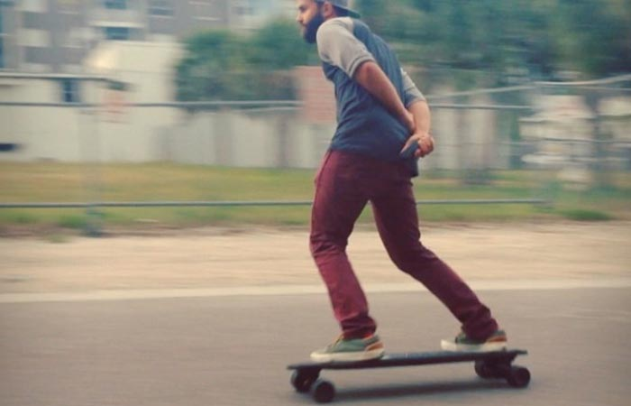 Marbel Electric Skateboard top speed