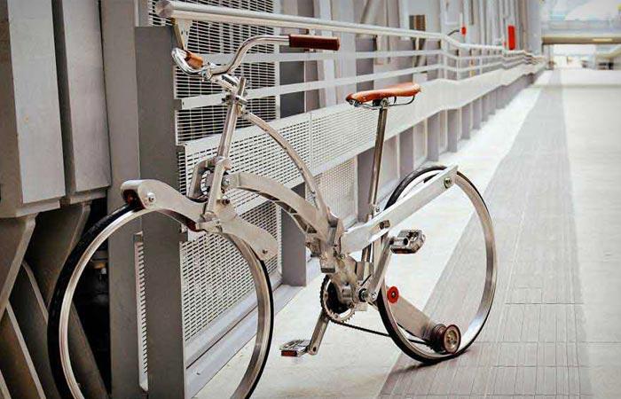 Folding bike from Italy