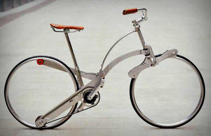Sada folding bike