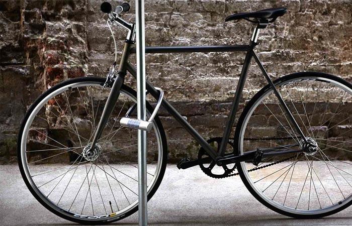 Skylock bluetooth enabled bike lock