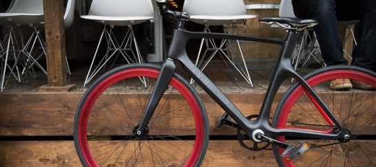 VANHAWKS VALOUR | SMART BIKE