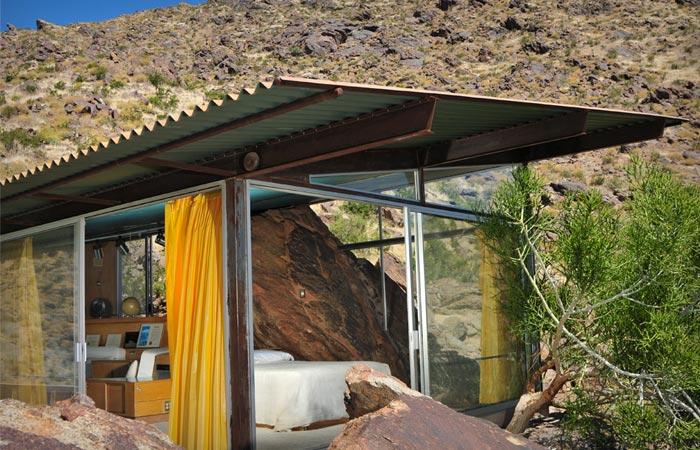 Albert Frey House II in Palm Springs