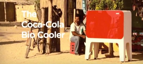 COCA-COLA BIO COOLER