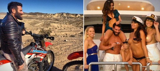 10 Things About Dan Bilzerian You Probably Don't Know (PART 2)