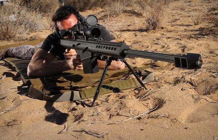 Dan Bilzerian Machine Gun