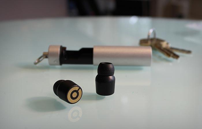 Earin wireless earphones