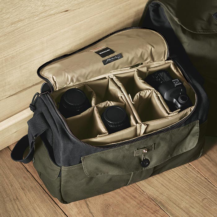 Filson Magnum camera bag