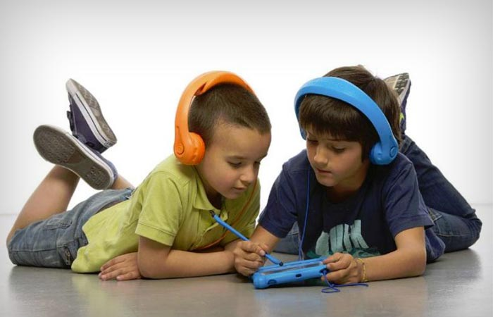 Headfoam headphones for kids