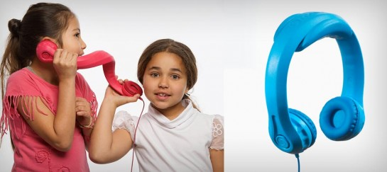 HEADFOAM KIDS HEADPHONES