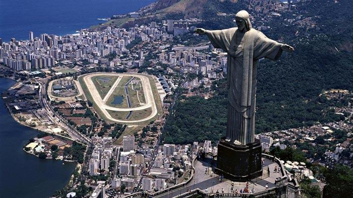 Jesus Christ Statue Cocovado