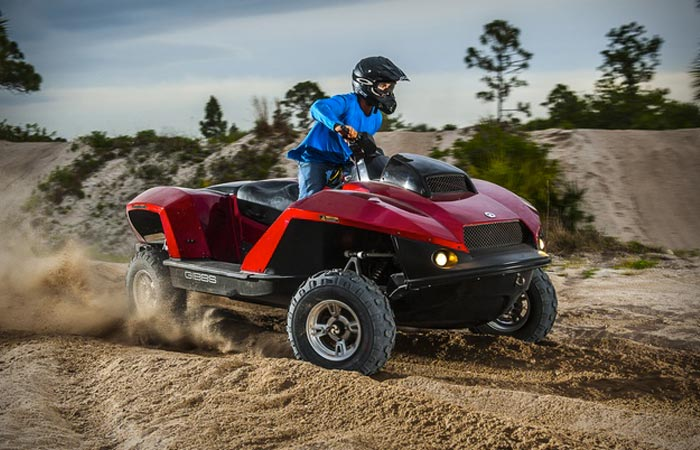 Quadski XL atv