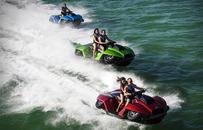 Quadski XL amphibious atv