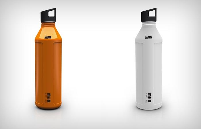 Slate bottle