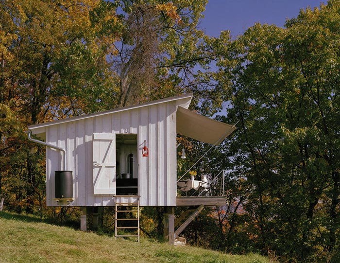 The Shack by Broadhurst Architects