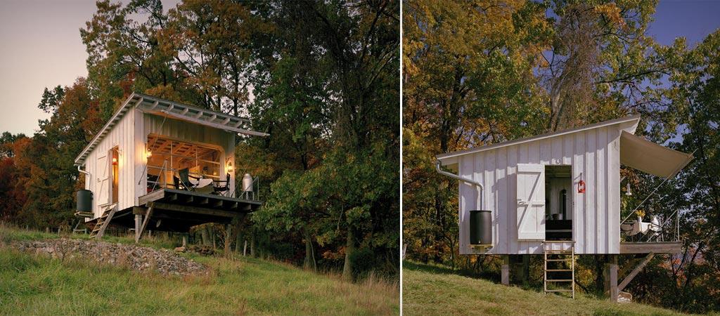 The shack by broadhurst architects jebiga design for Shack at hinkle farm
