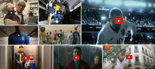 BEST WORLD CUP COMMERCIALS EVER MADE