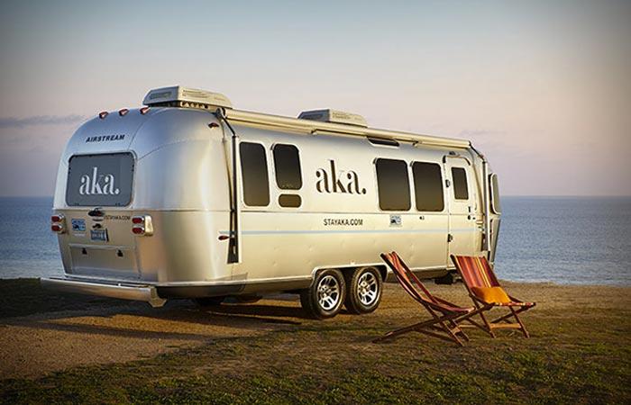 California coast road trip luxury mobile suite