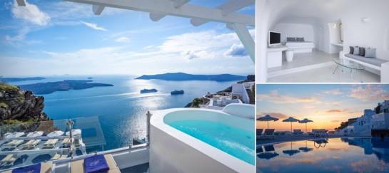 Pegasus Suites & Spa | Santorini